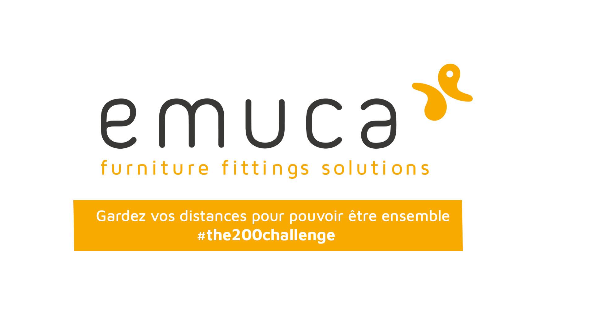 Nous rejoignons le défi mondial #The200Challenge
