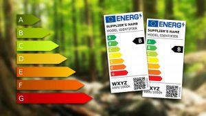 Reglamentos ErpP y etiquetado energético